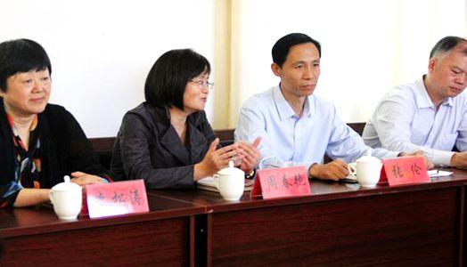 特亿宝丨跟随省人社厅领导一同考察鄄城县