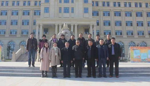 济南市教研院到深泉外国语学校视导教学工作